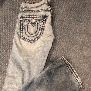 The religion Men's size 28
